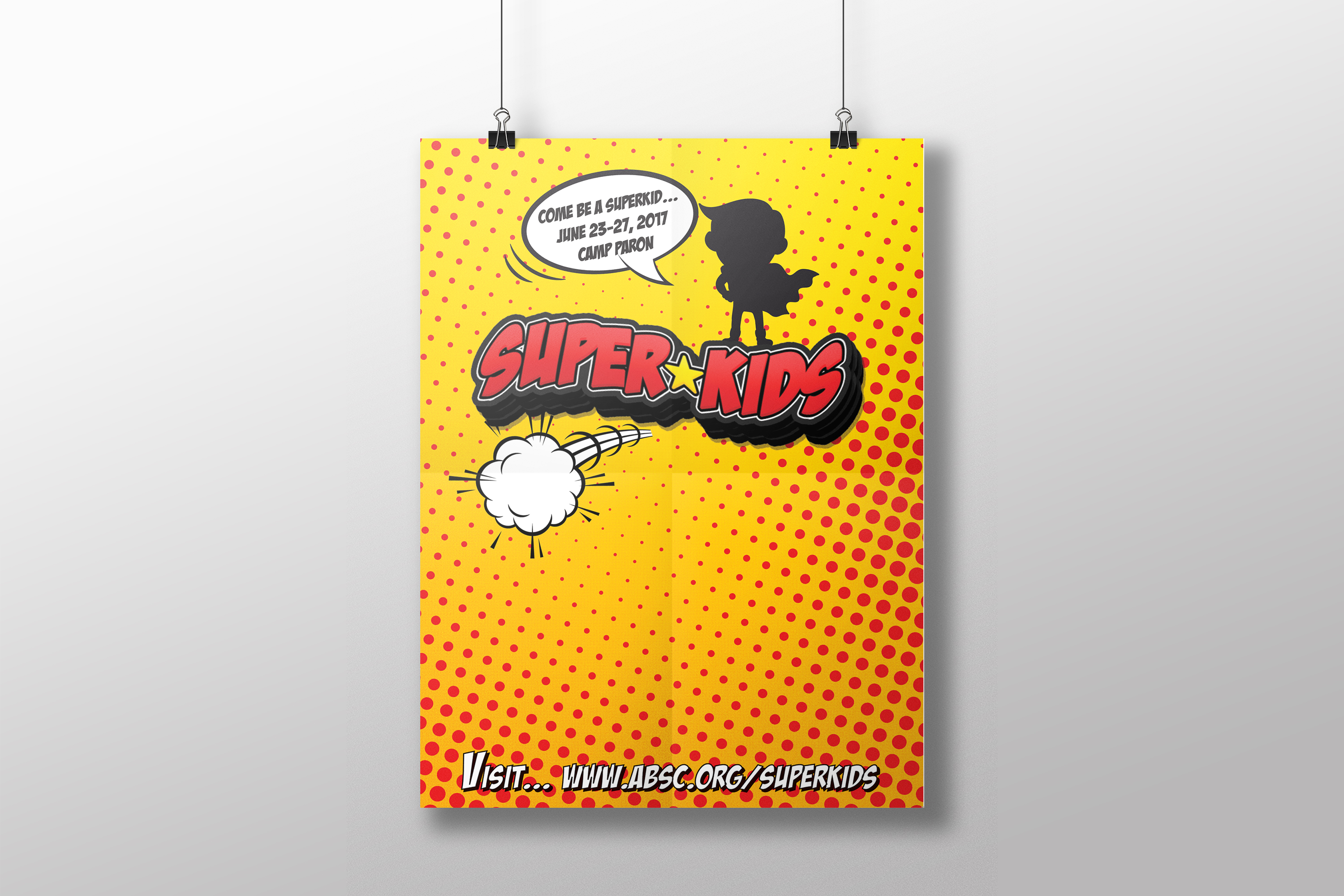<span>Graphic Design, Branding/Identity, Brochure, Event, Other, Poster</span>SuperKids Poster