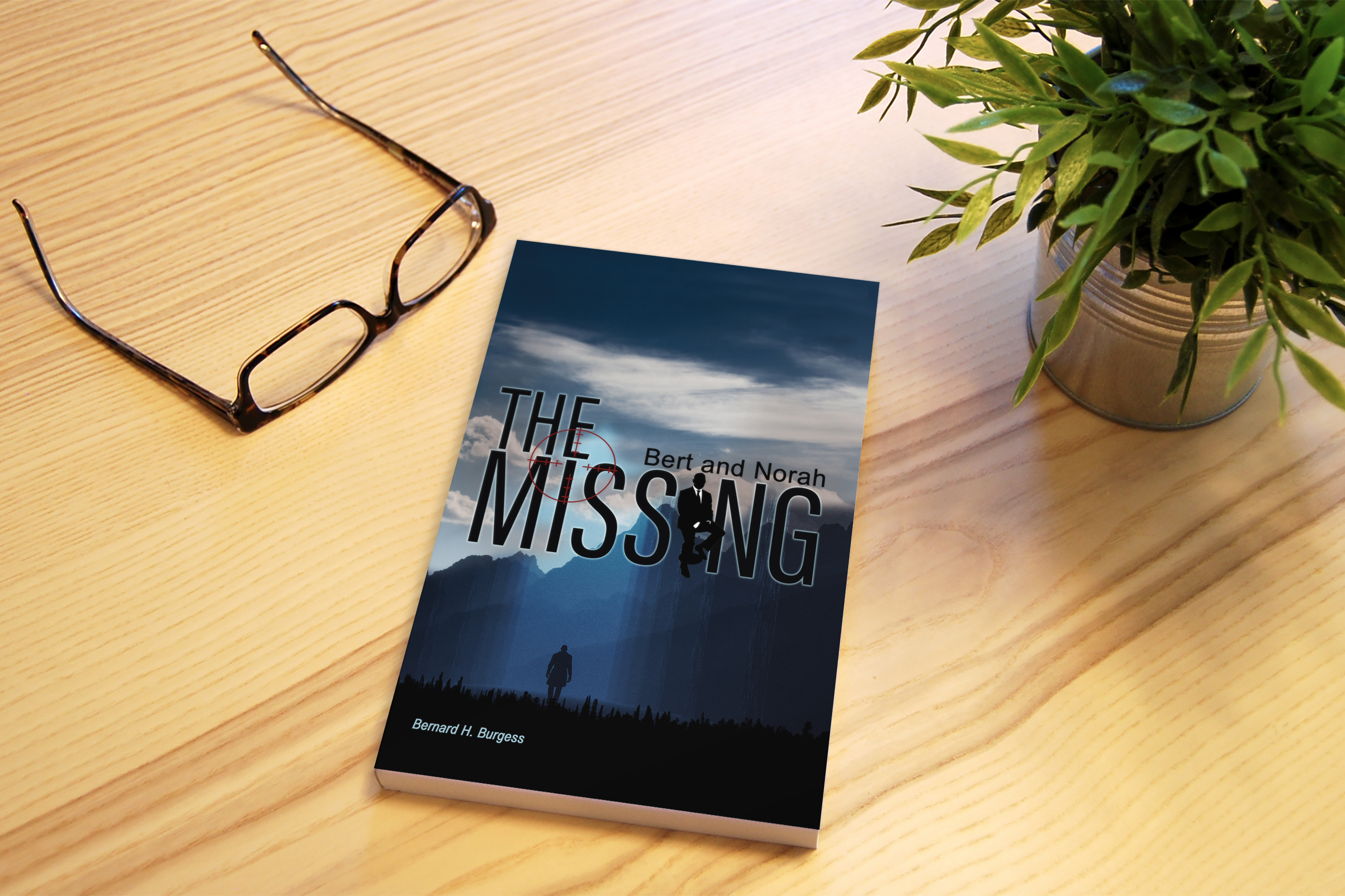 <span>Other</span>The Missing: Book Cover Design
